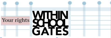 Your rights within school gates