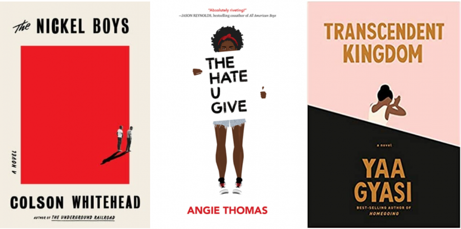 Recommendations for books by Black authors