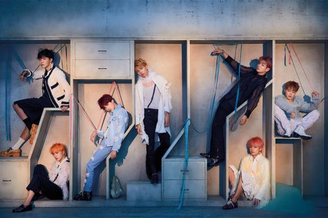 "Concept photos released prior to the debut of ""Love Yourself: Answer"". Photo by Big Hit Entertainment"