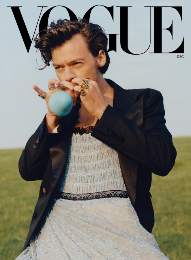 Photo from Vogue Magazine