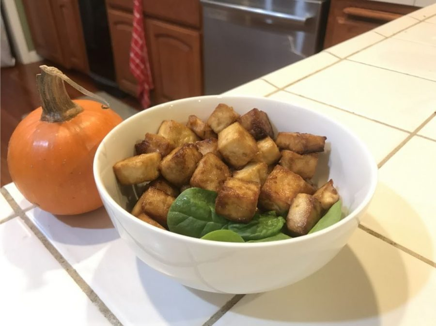 Thanksgiving Tofu