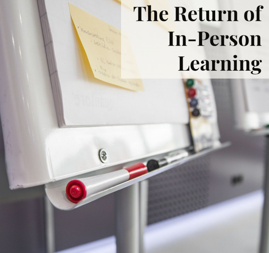 The Return of In-Person Learning