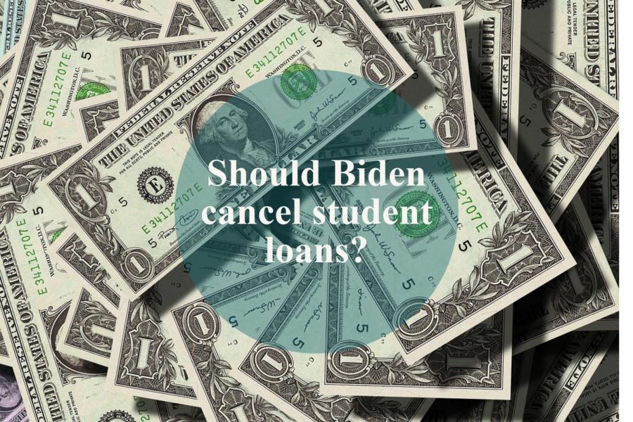 Should Biden cancel student loans?
