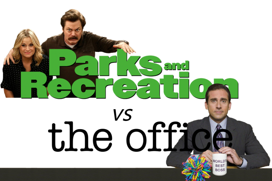 Parks+and+Recreation+vs+The+Office