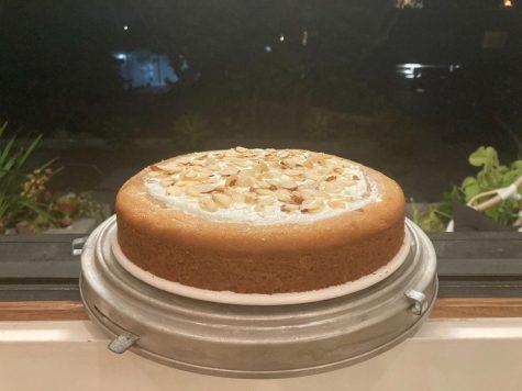 Almond Honey Cake Recipe