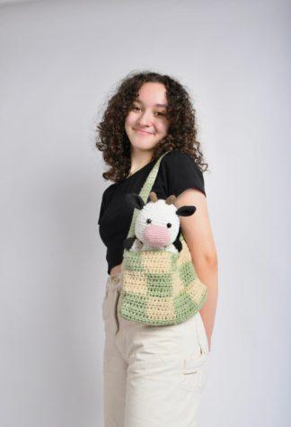 Crochet the stress away